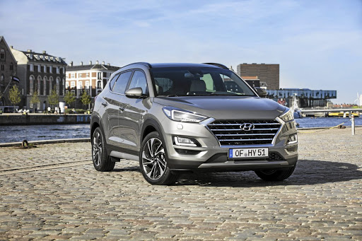 The new Hyundai Tucson will feature 49V mild-hybrid tech.