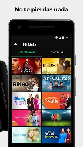 Univision App: Incluido con tu servicio de TV screenshot 5