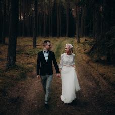 Wedding photographer Przemek Grabowski (pegye). Photo of 30.04.2018