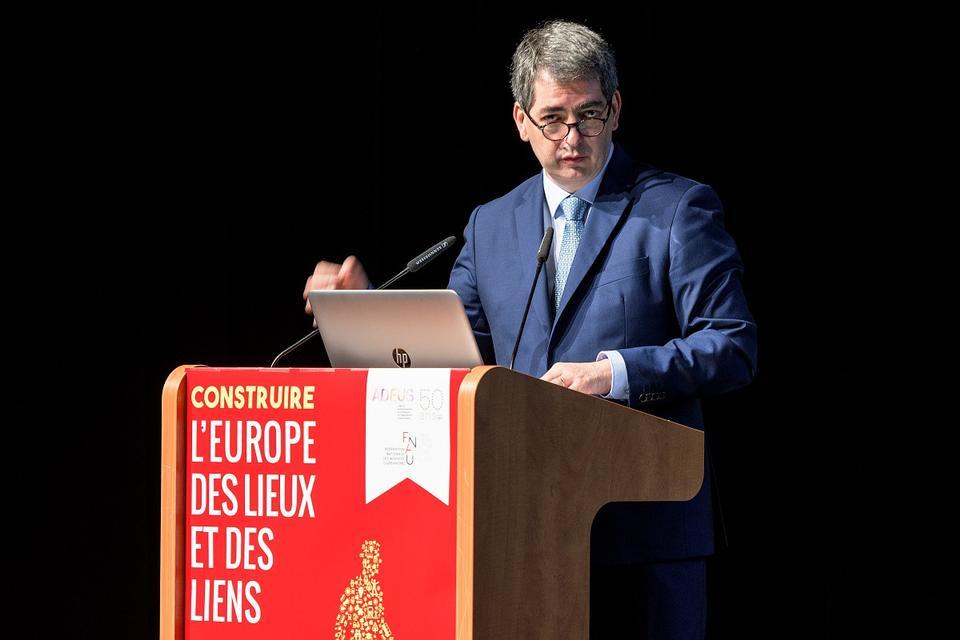 Discours de Jean ROTTNER, Président de la région Grand Est - Plénière d'ouverture de la 38e rencontre des agences d'urbanisme