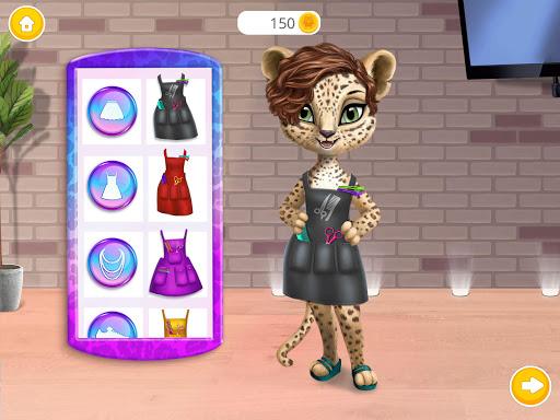 Amy's Animal Hair Salon - Cat Fashion & Hairstyles 4.0.50003 screenshots 11