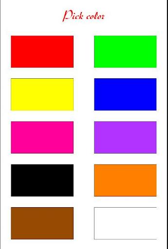 Hiss colors