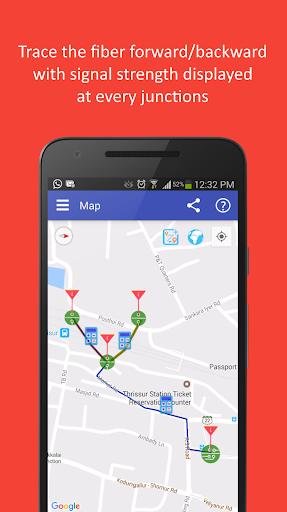 Network Map - GIS 6.4 screenshots 2