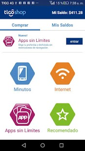 Tigo Shop Colombia- screenshot thumbnail
