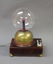 Photo: steampunk plasma ball