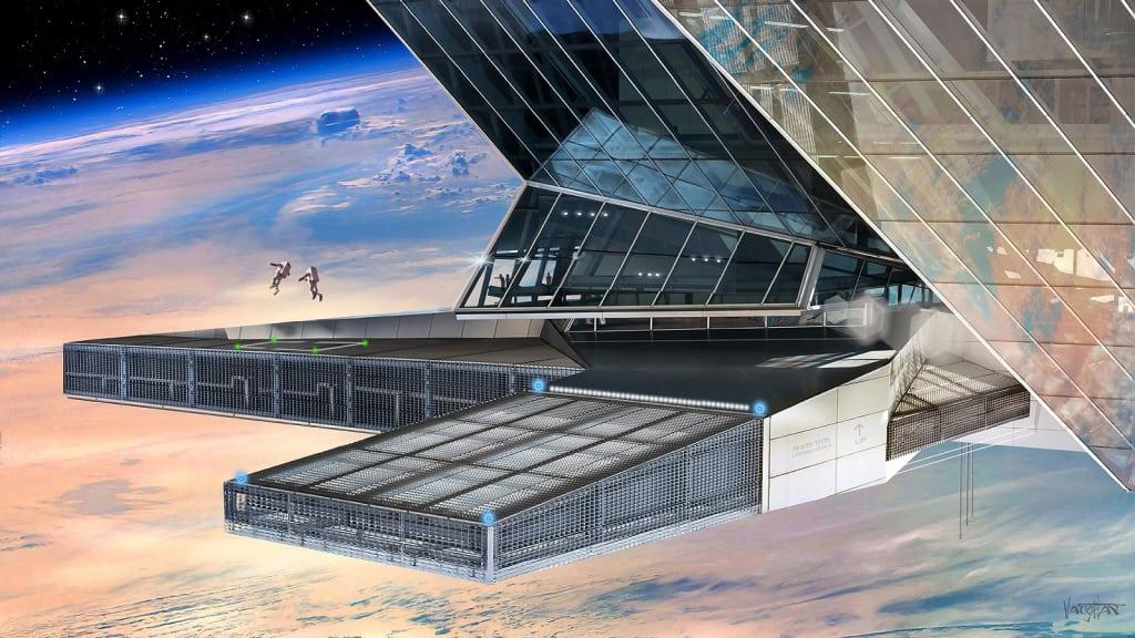 Resultado de imagen para asgardia space nation cities