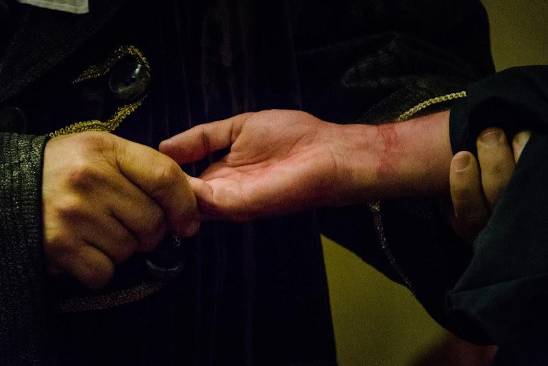 Le mani di Cosimo Ignesti