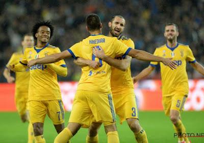 Un joueur de la Juventus est out jusqu'en fin de saison