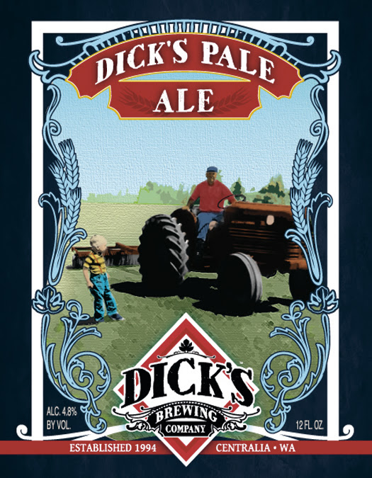 Logo of Dick's Pale Ale