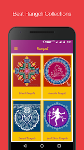 Rangoli - Collection of Best Rangolis - náhled