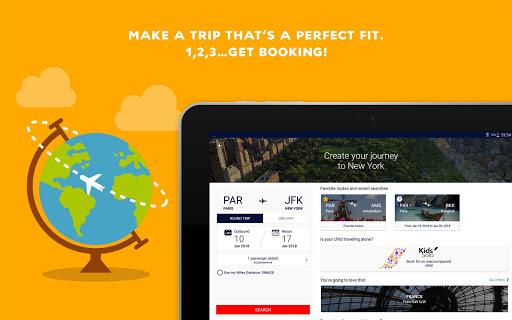 Air France - Airline tickets screenshot 7