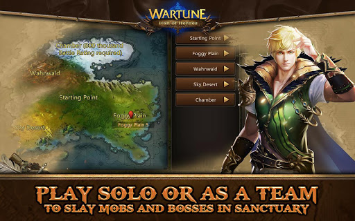 Wartune: Hall of Heroes 7.3.1 screenshots 2