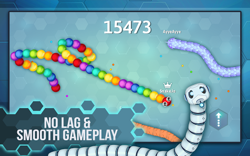 Snake.io - Fun Addicting Arcade Battle .io Games 1.11.06 screenshots 2