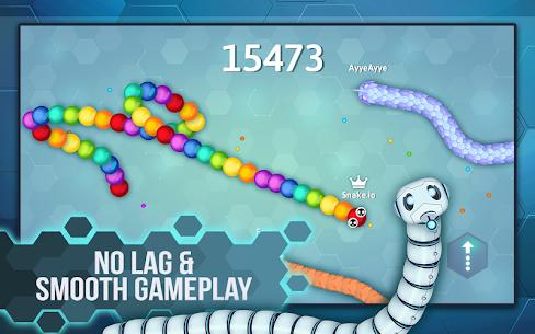 Snake.io – Fun Addicting Arcade Battle .io Games 2