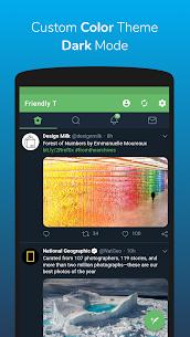 Friendly For Twitter Premium MOD APK 4