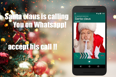 Santa Claus Calling - náhled