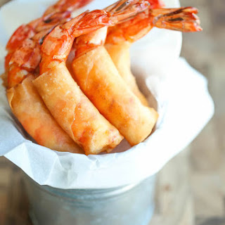 Easy Firecracker Shrimp