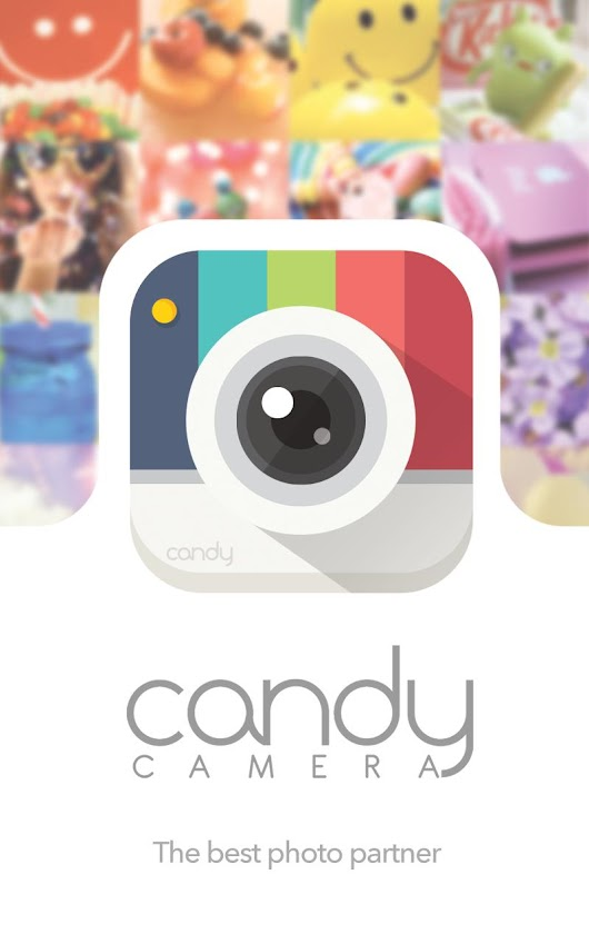 Candy Camera - Selfie Selfies