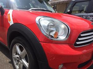 MINI  R60クロスオーバー アルカディアタクシー仕様のカスタム事例画像 🍀ふうさん🌿【⚓️ARCADIA⚓】さんの2020年08月10日07:30の投稿