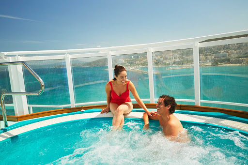 carnival-Serenity-spa.jpg - Get rejuvenated in the spa of the Serenity Adult Only Retreat during your Carnival cruise.