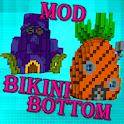 Map Bikini Bottom icon