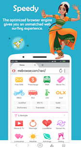 Me Browser Mini Fast App Download For Android and iPhone 2