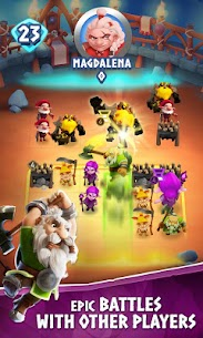 Legend of Solgard Mod 1.6.1 Apk [Unlimited Energy] 3
