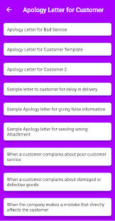 Write Apology Letter – Apps bei Google Play