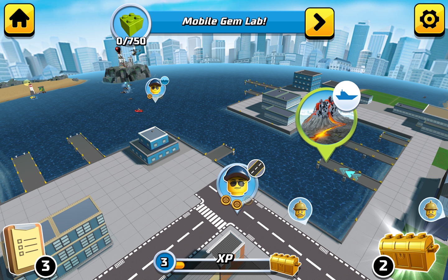 LEGO City My City 2 Android Apps On Google Play