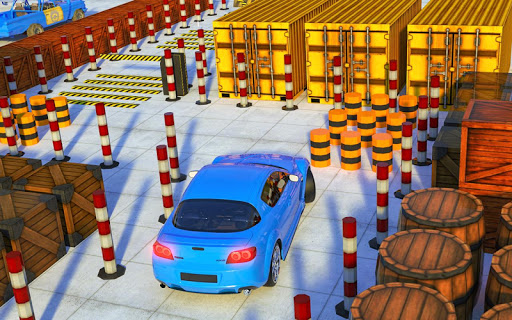 Télécharger King Car Parking Multi Drive: Parking en garage APK MOD (Astuce) screenshots 2