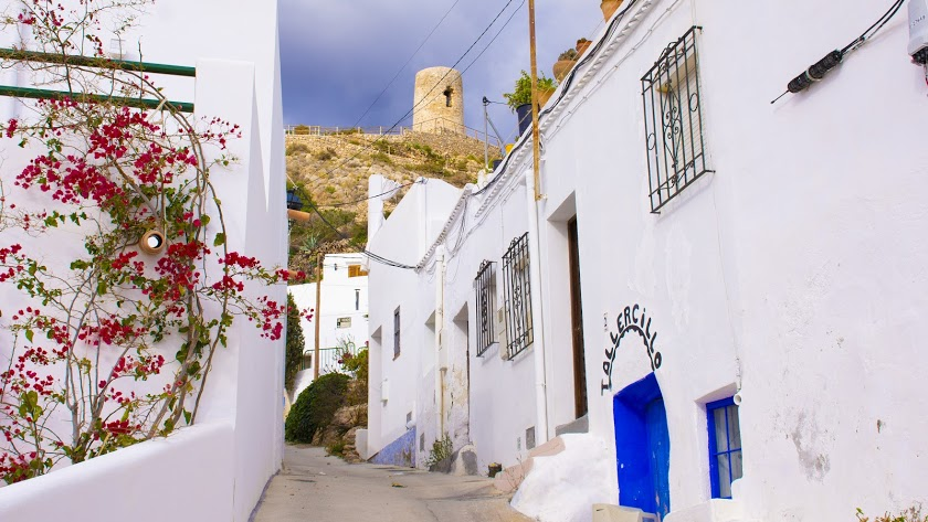 Calles de Níjar.