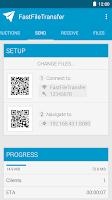 Screenshot of Fast File Transfer