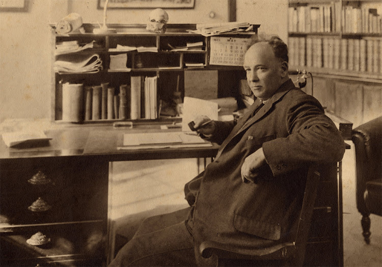 Editor BH Dodd took over in 1912
