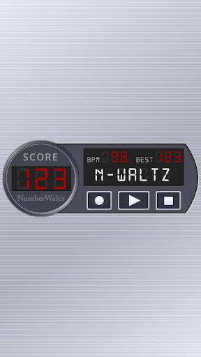 ナンバーワルツ - 三拍子で遊ぶリズムゲーム