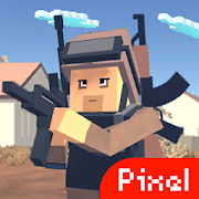Game Desert shooting-wild escape pixel fighting game v1.0.2 MOD
