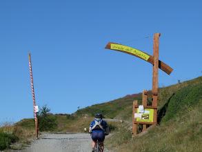 Photo: Le portail est ouvert