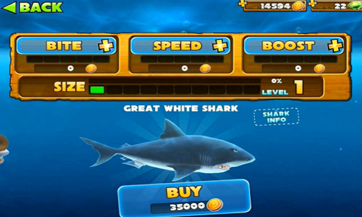 Guide For Hungry Shark Evo Pro