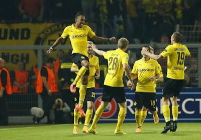 Arsenal n'a rien pu faire face au Borussia Dortmund