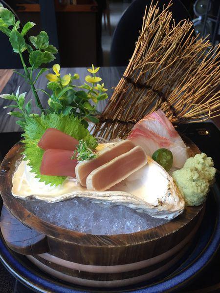 江戶龍精緻日料,少量多樣套餐式饗宴