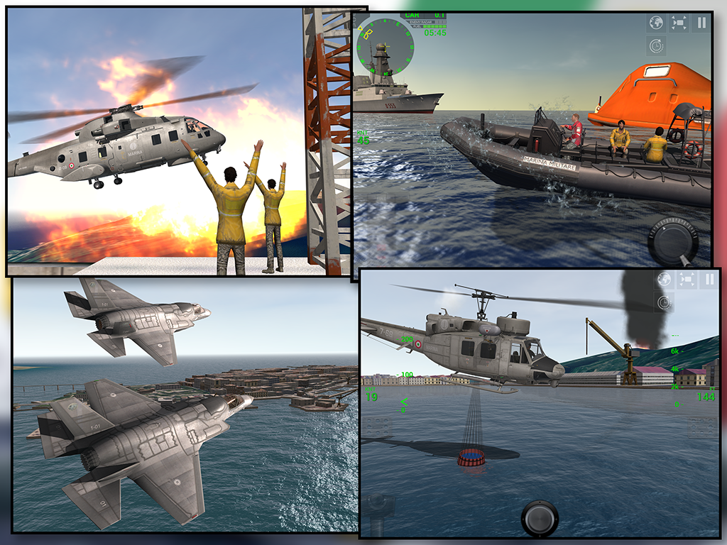Marina Militare It Navy Sim- screenshot