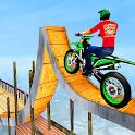Advance Bike Stunt: Classic Car Bike Adventure icon