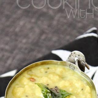 {Recipe} Kerala style Arhar (Toor) Dal   Yellow Lentil Dal