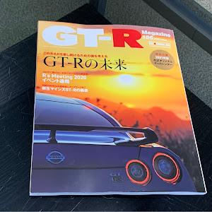 NISSAN GT-R R35のカスタム事例画像 ソニックプラスセンター新潟@たかぷさんの2020年12月02日00:50の投稿