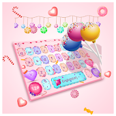 Delicious Sweet Candy Keyboard Theme Android APK Download Free By Bs28patel