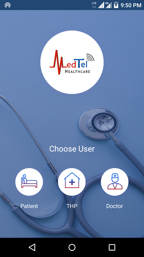 MedTel Healthcare- screenshot