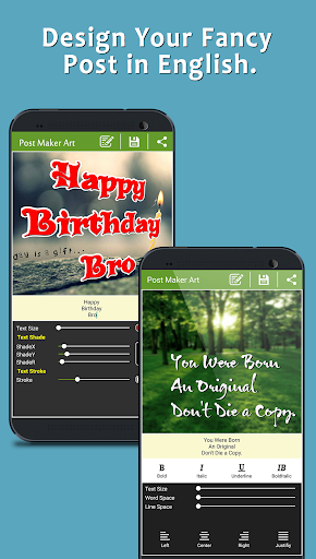 Post Maker - Fancy Text Art 1.10 Apk for Android 10