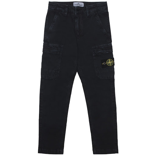Primary image of Stone Island Cotton Cargo Trouser