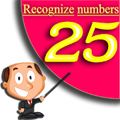 Recognize numbers game
