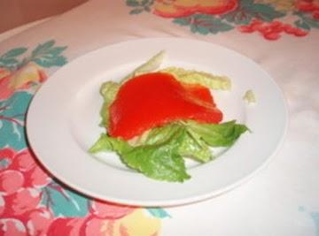 Applesauce Salad Recipe