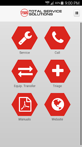 android Total Service Solutions Screenshot 0
